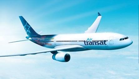 Air Transat change les menus de sa classe éco
