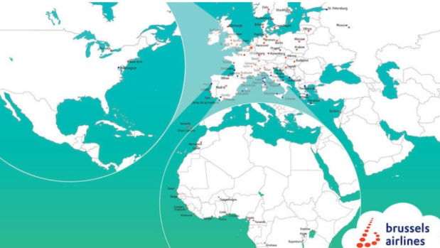 Brussels Airlines lance Toronto et 8 nouvelles destinations européennes cet été