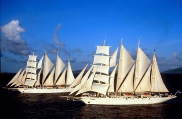 DR : Star Clippers