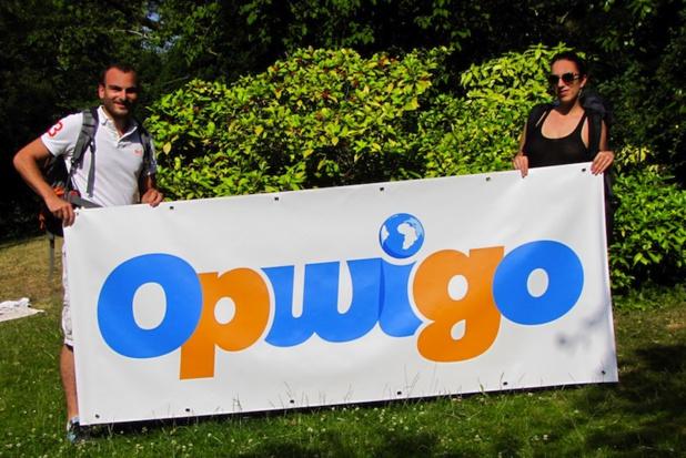L'équipe Opwigo - (c) Opwigo