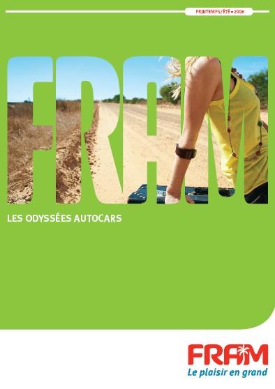 FRAM : 37 départs garantis pour la brochure autocars