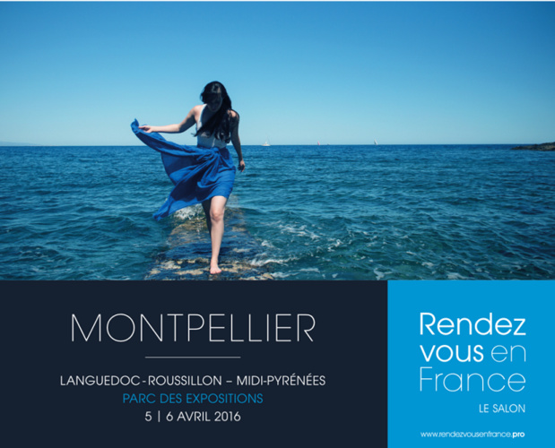 Rendez-vous en France expects 900 TOs and journalists in Montpellier
