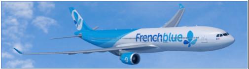 Les réservations pour French Blue débuteront le 7 juin 2016 - Photo : French Blue