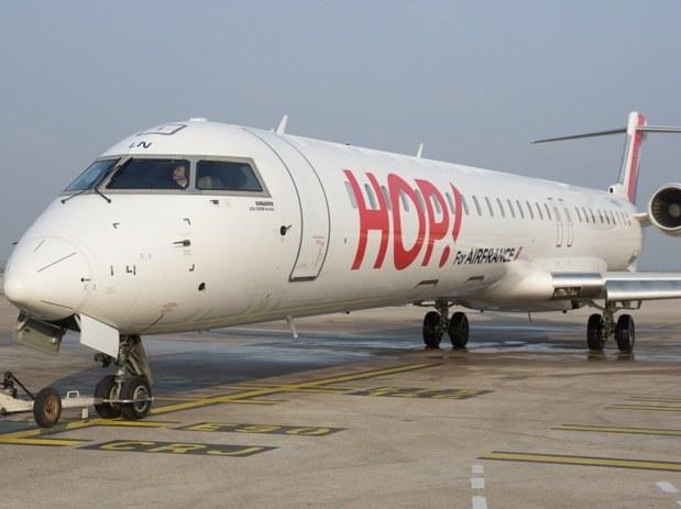 Pour l'été 2016, HOP! Air France a choisi de renforcer son offre de vols vers Nantes et Bordeaux - Photo : g_grandin