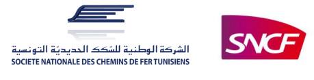 """Tunisie : la SNCF va aider la SNCFT à relever """"les défis ferroviaires qui se présentent"""""""