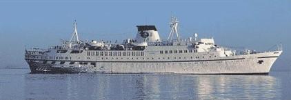 Le navire l'Arion