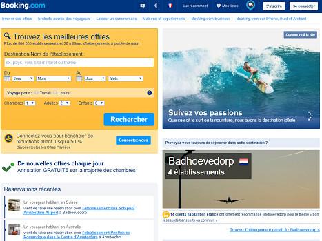 Les voyageurs américains pourront bientôt réserver des hébergements  Cuba sur Booking.com - Capture d'écran