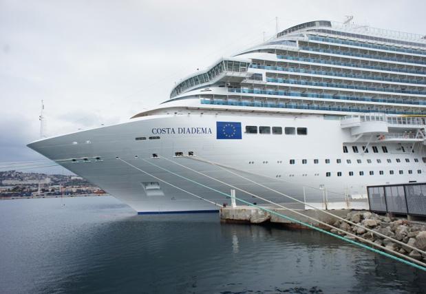 """Costa Croisières organise à bord du Costa Diadema pendant deux mois des éductours tous les week-ends en mai et avril pour découvri la nouvelle expérience """"Felicita ²"""" - Photo C.E."""