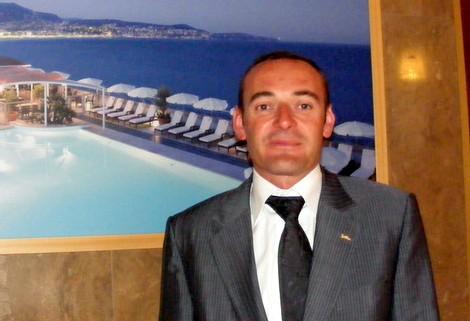 Lionel Servant, directeur pour la France de Radisson SAS
