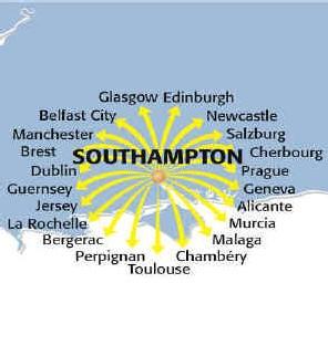 Site de rencontre à Southampton au Royaume-Uni