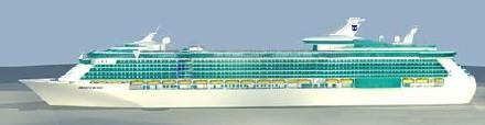 Royal Caribbean : ''Freedom of the Seas'', un nouveau géant des mers