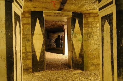 Paris : les Catacombes rouvrent leurs portes
