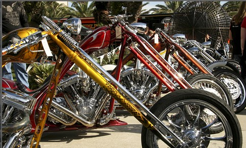 La Harley, star chez Marriott Francfort et Best Western en Amérique du Nord