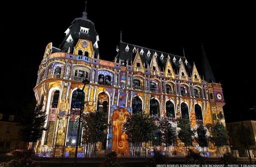 Chartres : 20 sites architecturaux sous les projecteurs