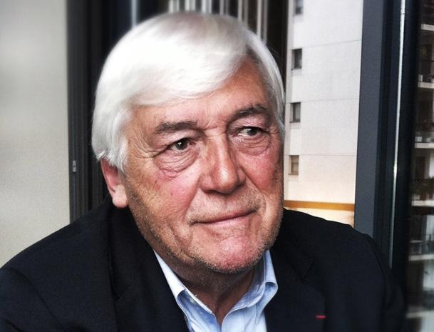Philippe Demonchy  et Michel Messager décorés de la Légion d'Honneur