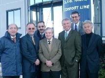 Lyon : 7 agences ''Frantour-Faure Tourisme''
