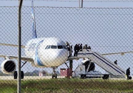 Tous les passagers et les membres d'équipage de l'appareil d'Egyptair sont sains et saufs - Photo : AirLive.net
