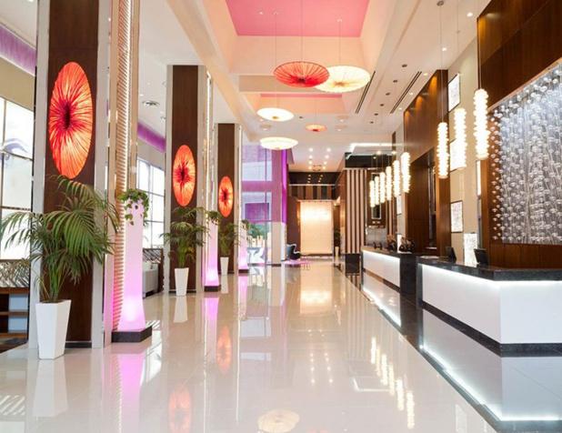 Riu Plaza New York Times Square, son premier hôtel du groupe RIU Hotels & Resort dans la ville de New York. - Photo RIU