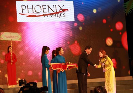 Top 5 des PME de Tourisme Réceptif : Phoenix Voyages récompensé au Vietnam