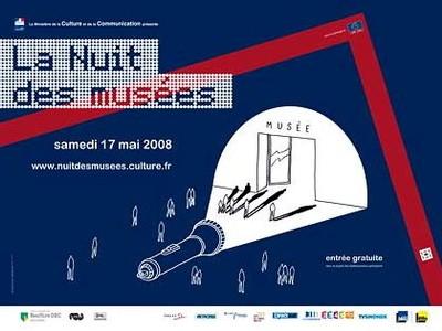 4ème Nuit des Musées : 2000 musées ouvrent leurs portes gratuitement