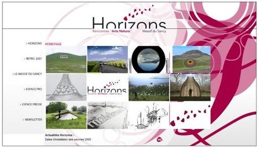 Massif du Sancy : 2ème édition de Horizons-Rencontre Art Nature