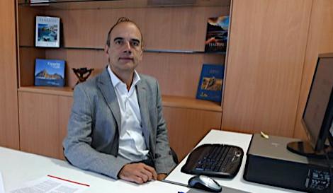 Vicente Dorta est le nouveau directeur général de Turismo de Tenerife - Photo : DR