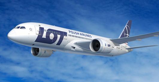 LOT Polish Airlines vole à nouveau entre Nice et Varsovie - Photo : LOT Polish Airlines