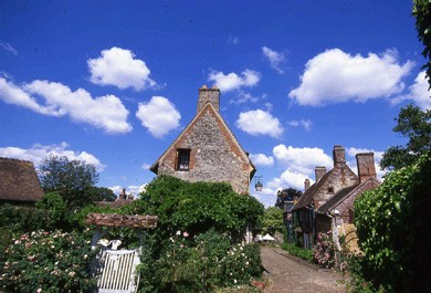 Village de Gerberoy © CRT Picardie/Sam Bellet