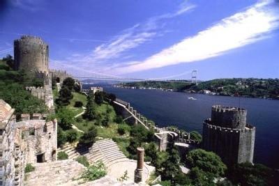 Le Bosphore - Crédit : Office de Tourisme de Turquie