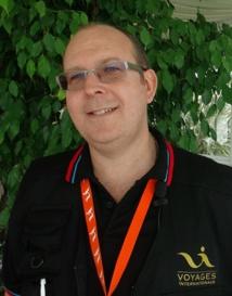 Christophe Troalic, directeur commercial Voyages Internationaux - Photo CE