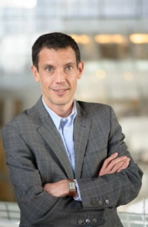 Franck Gervais, le directeur de Voyages-sncf.com. DR