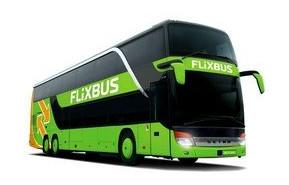 Les agences de TourCom toucheront 8 % de commission sur la vente de billets Flixbus - Photo : Flixbus