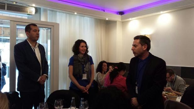 Le rendez-vous parisien du 4 avril 2016 a réuni des TO français et des réceptif et hôteliers israéliens - Photo : DR