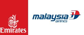 Malaysia Airlines et Emirates renforcent leur code-share
