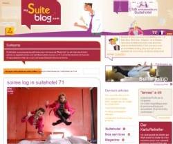 Mysuiteblog.com : Suitehotel lance un concours de sauts sur lit