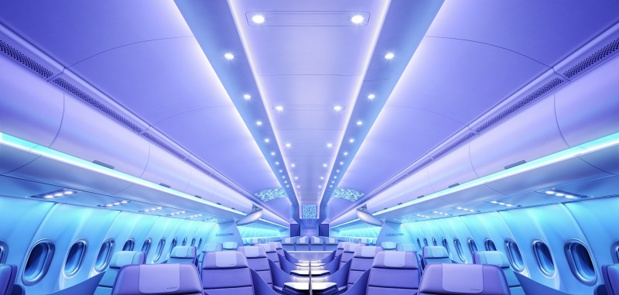 A330neo Airspace by Airbus // Nouvel Airbus A330neo - Credits : Airbus