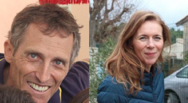 Frank et Véronique Prabel, co-fondateurs de Guest in the City - DR