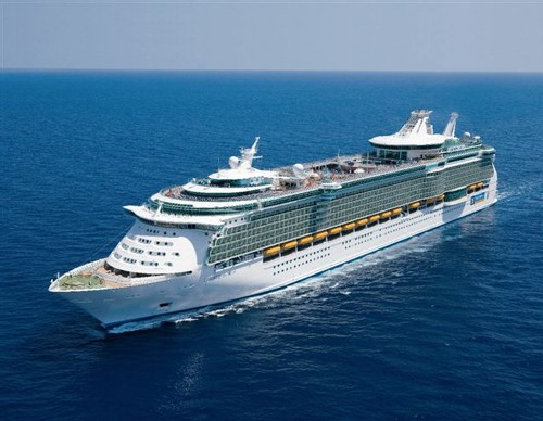 Royal Caribbean lance son nouveau paquebot l'Independence of the Seas