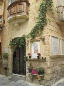 Une maison à M'Dina - Photo : M.S.