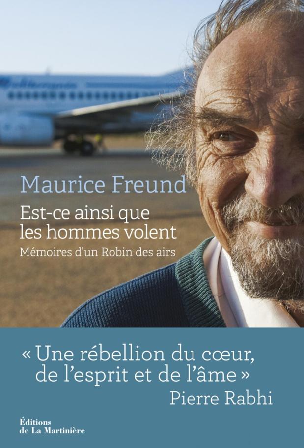 Les mémoires de Maurice Freund. DR