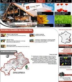Hébergements : les Hautes-Alpes lance leur site de réservation en ligne