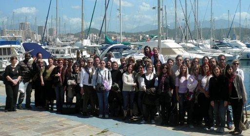 les agents de voyages de la région de Bordeaux (Cliquer pour agrandir)