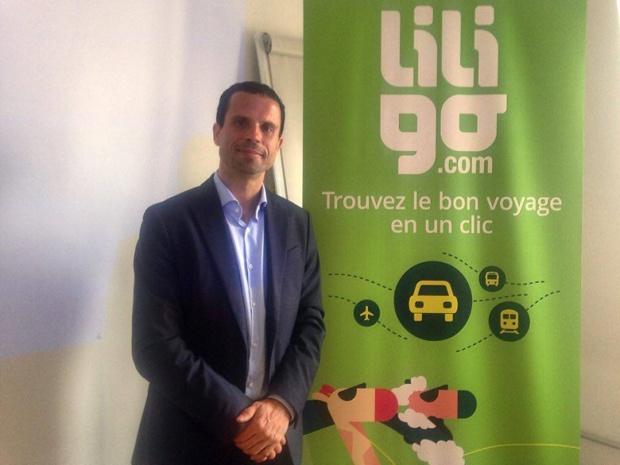Mario Gavira, directeur général de liligo.com (c) Johanna Gutkind
