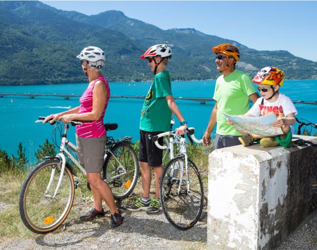 La Direction Générale des Entreprises (DGE) a publié le premier baromètre 2015 du tourisme à vélo  - Photo DGE