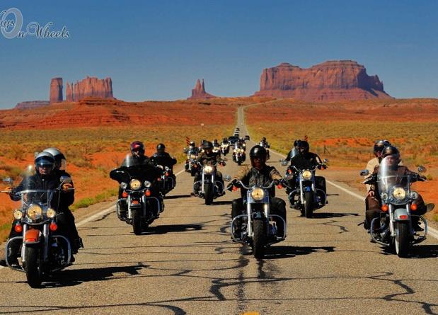 Les Etats-Unis constituent 80% des ventes d'All Ways on Wheels, notamment l'Ouest américain et la Route 66 - DR : All Ways on Wheels