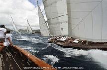 Star Clippers : croisière spéciale des ''Classic Yacht d'Antigua''