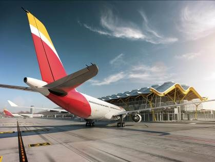 Iberia se posera bientôt à Shanghai - Photo : Iberia