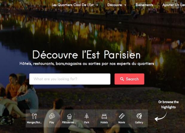Le nouveau blog des hôteliers du 11ème arrondissement parisien, pour redorer l'image du quartier - DR