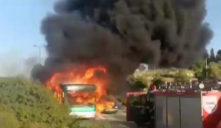 La bombe a explosé dans un bus à Jérusalem - DR : France 24