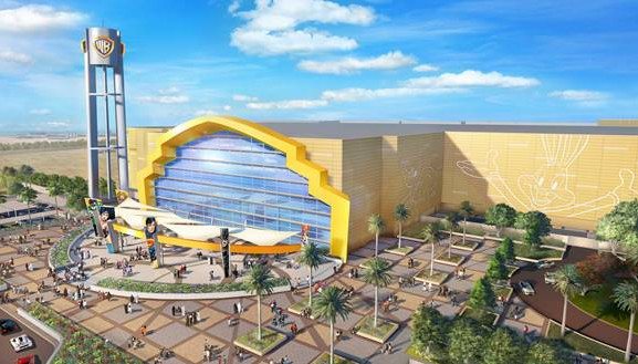Abu Dhabi : un parc d'attractions Warner Bros. à l'horizon 2018